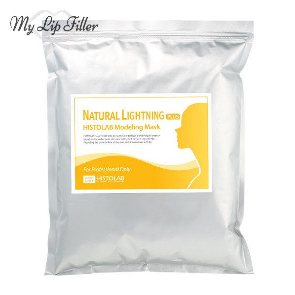 Natural White Plus Modeling Mask