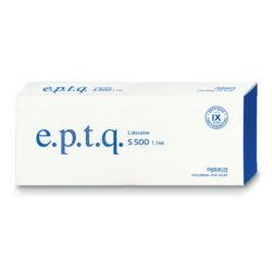 E.P.T.Q. S500 Lidocaine